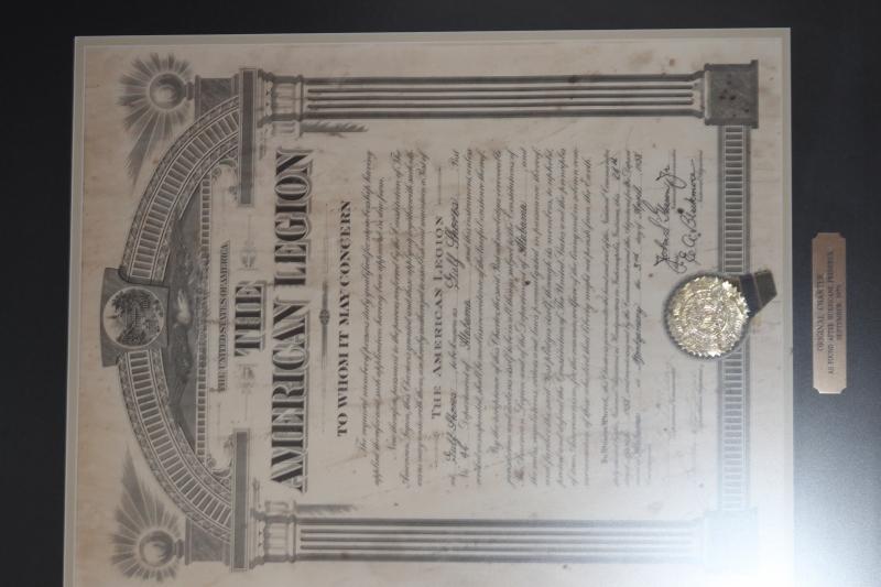 Post 44 Charter