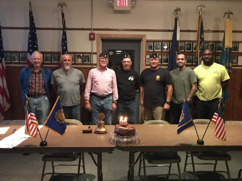American Legion Post 178, Department of NY turns 90!