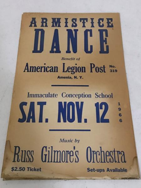 1966 Armistice Dance