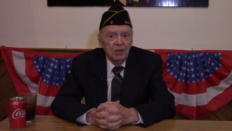 A Korean War Veteran