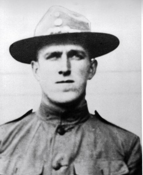 Post Namesake WWI Robert Gerhardt Krause