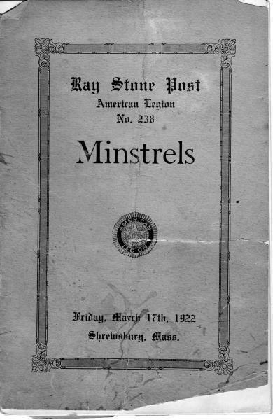 History 1919-1924