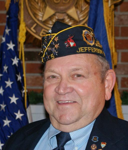 Veteran discusses personal payoff of naval and voluntary service