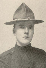Picture of Private James Casper Holland May 20, 1918