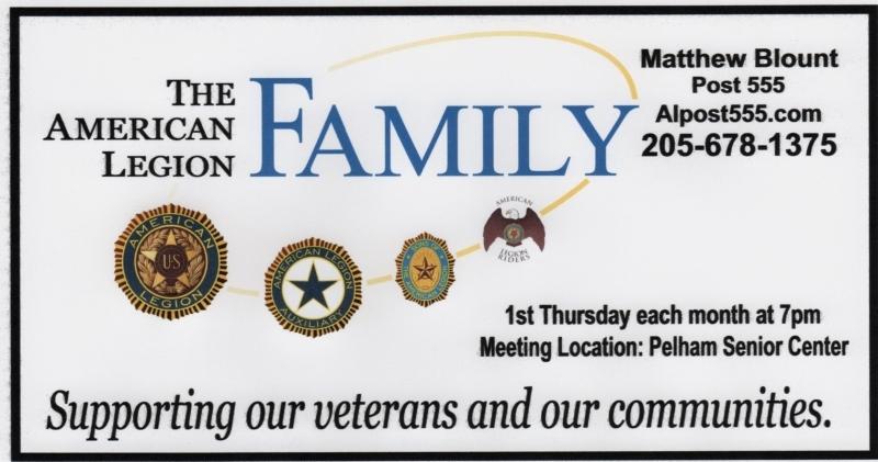 About American Legions Matthew Blount Post 555, Inc.
