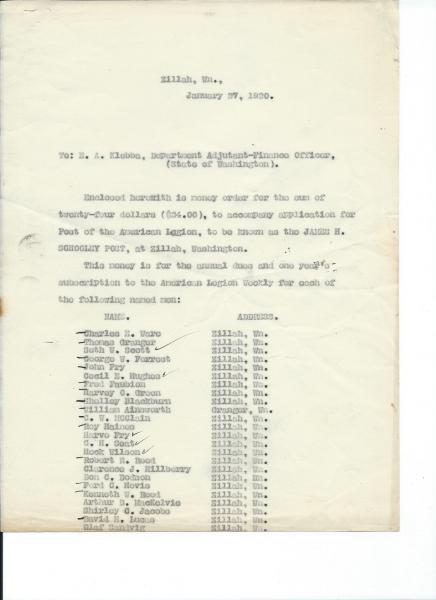 24 Charter Members