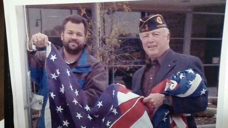 Post 594 starts donation of U.S. Flags to City of Eagan