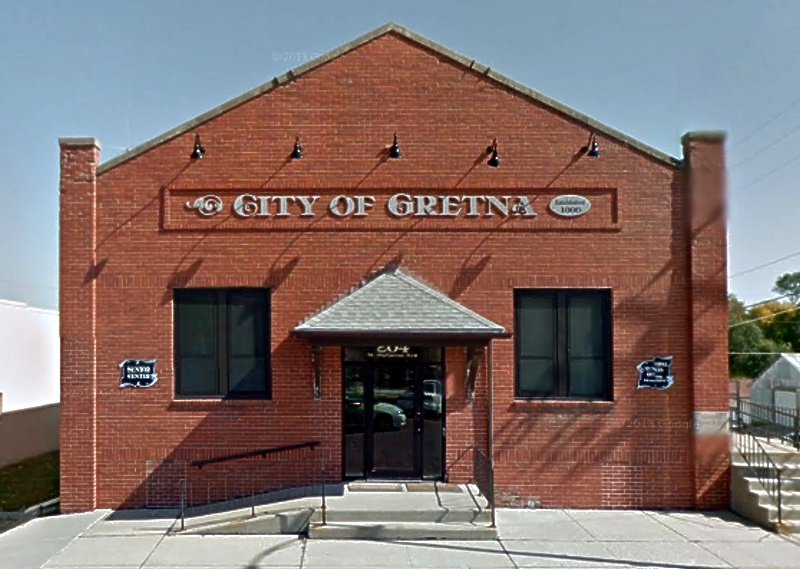 Post 216 Meetings Held in Gretna Town Hall