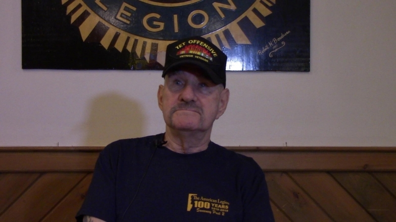 Interview a Vietnam Veteran