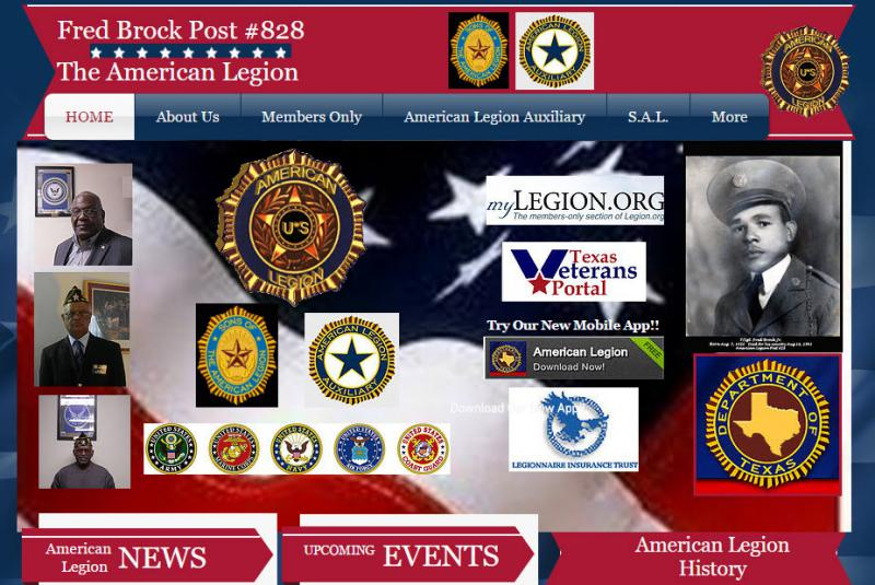 Post 828 Bring Website Online