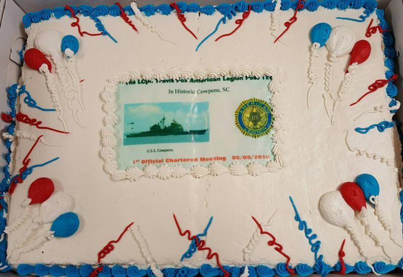 Permanent Charter Celebration