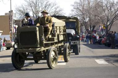 Loveland's Veterans Day Celebration gets national recognition again in 2010