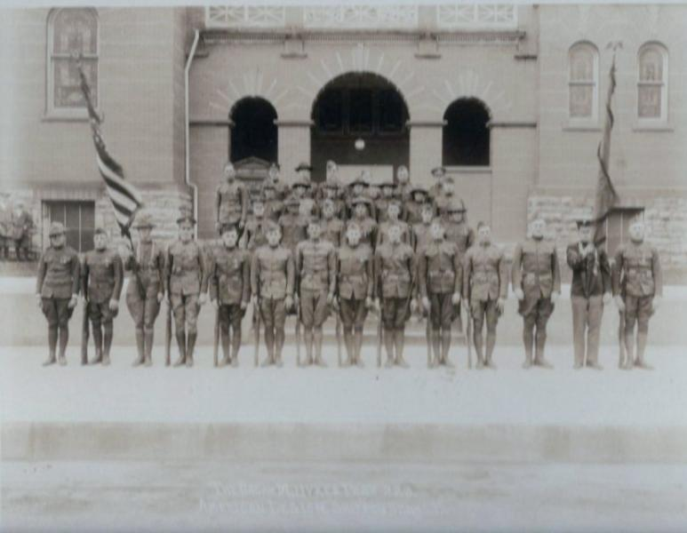 WWI Charter Members