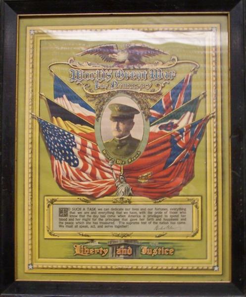 General J Pershing 1903