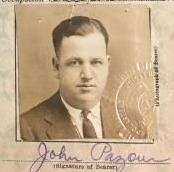 John Pazour is elected Mayor of Marion  1933-1941
