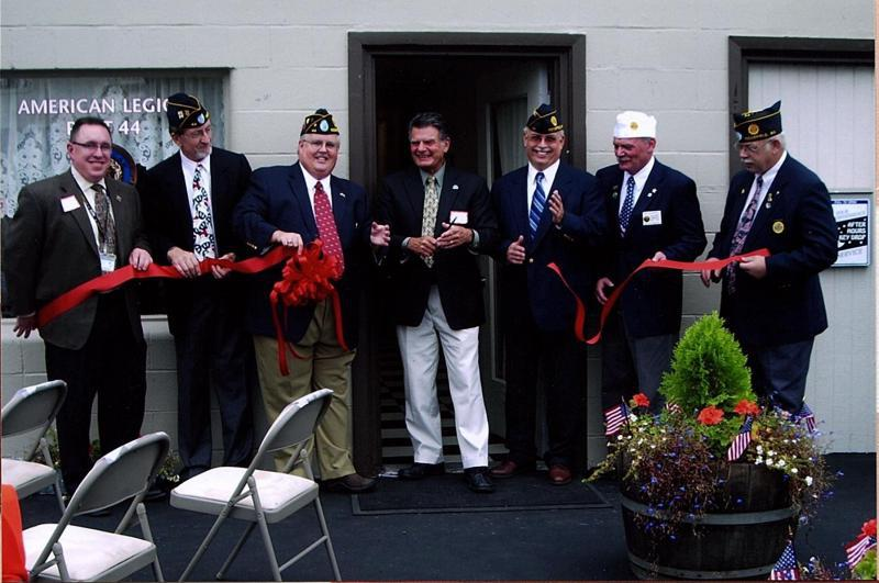 Veterans Service Office Dedicated