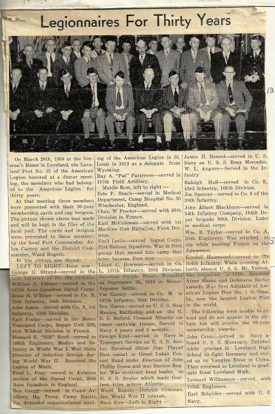 Post 15~ Original members 30 years later