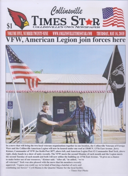 American Legion And VFW Join Forces