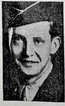 Pfc Francis E. Woodcock Dies in China Burma India Champaign