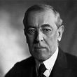 Woodrow Wilson sworn in