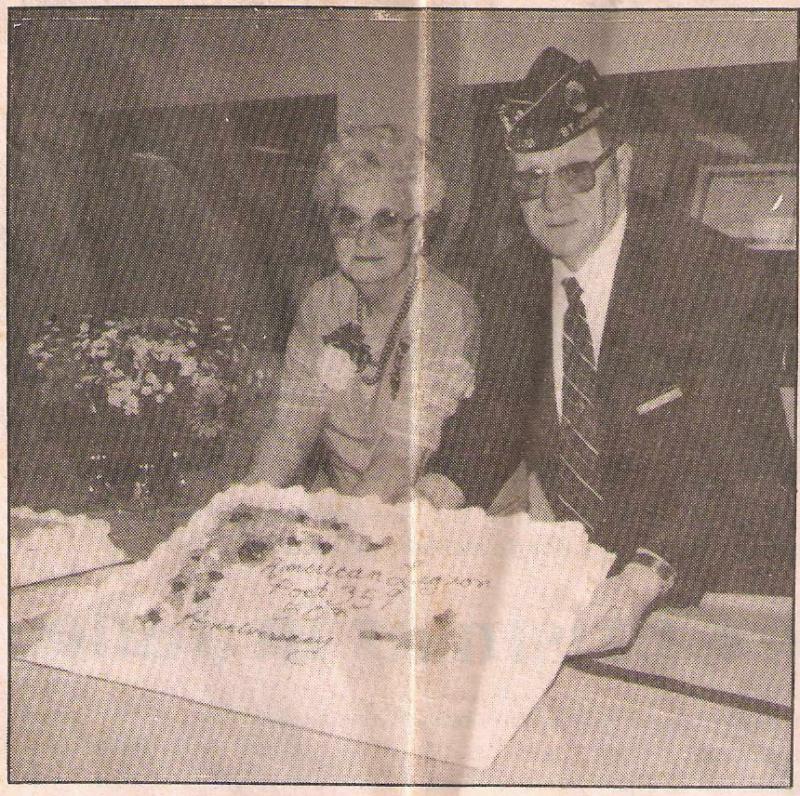 Pony Express Post 359 Celebrates 50th Birthday