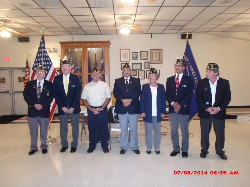 Induction of 2015 Officers