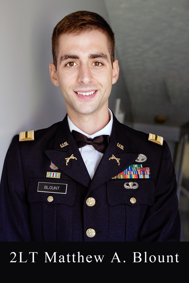 2 LT Matthew A. Blount   1981-2012