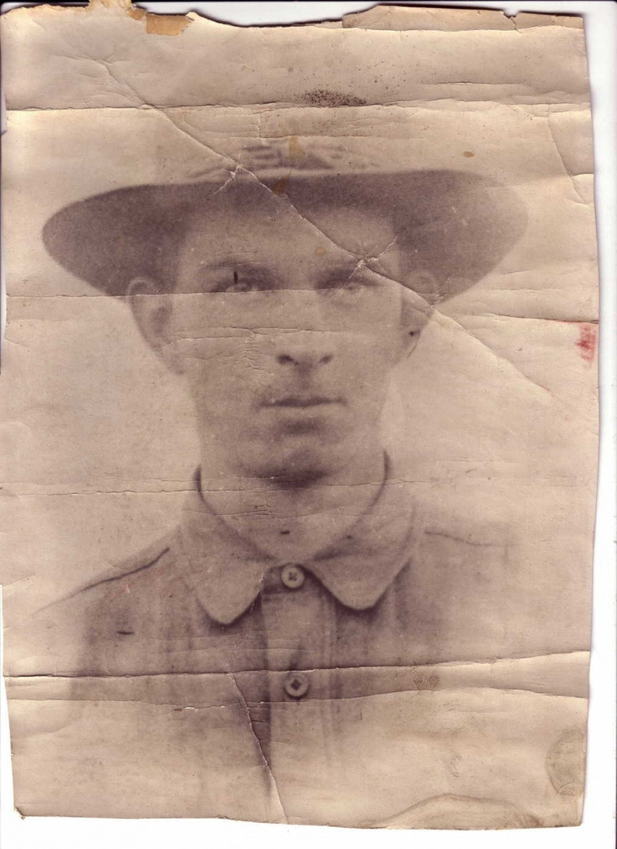 Corporal Harry Amica Lillie....Bellows Falls Hero