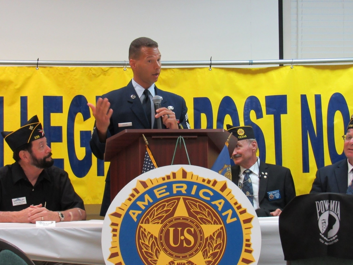 Officer Installation and 9/11 Remembrance