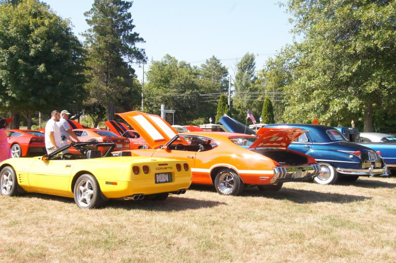 Car Show Sponsored By Middleboro Post 64 At Hannah Shaw