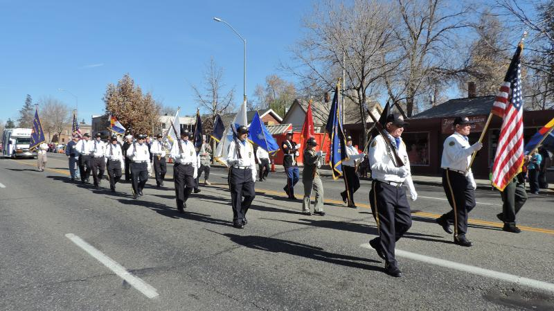 Veterans' Day Parade, November 11, 2016