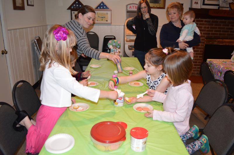 2015 Children's Easter Party
