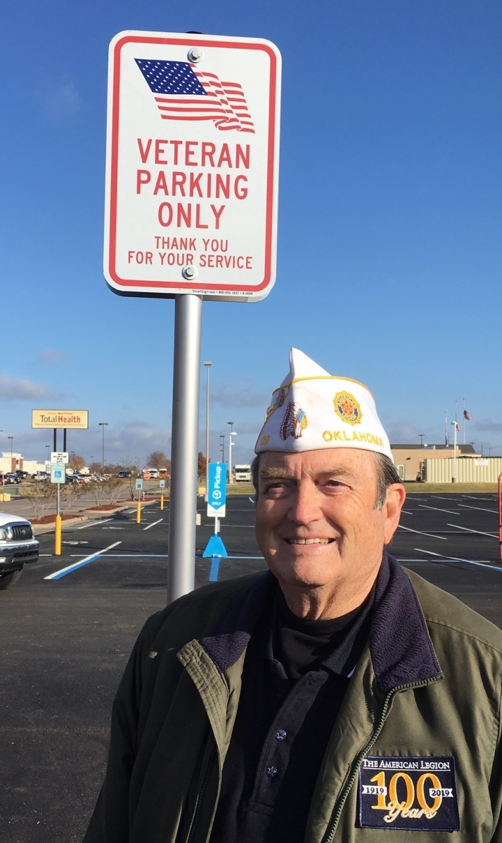 Lowes Dedicates Parking Spaces for Veterans