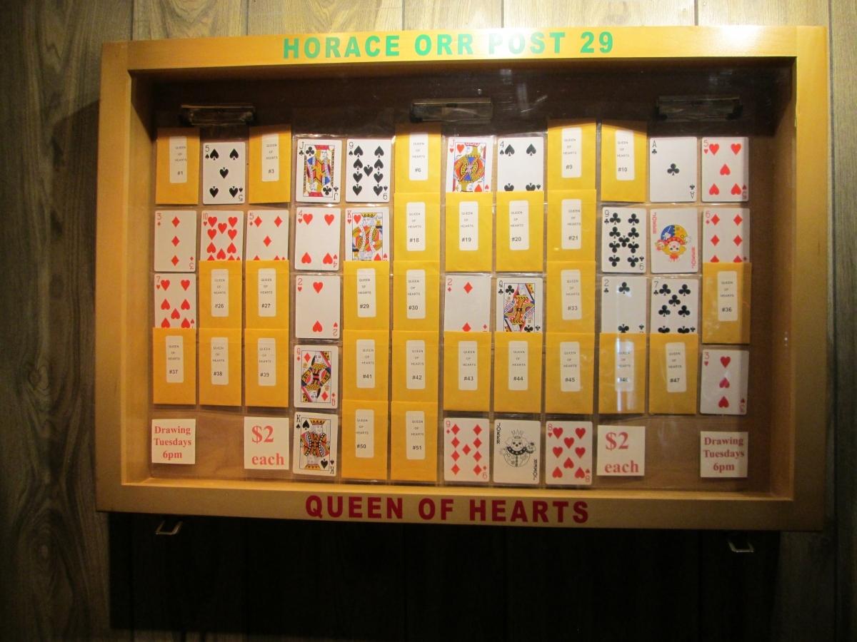 Queen of Hearts  06-12-2018