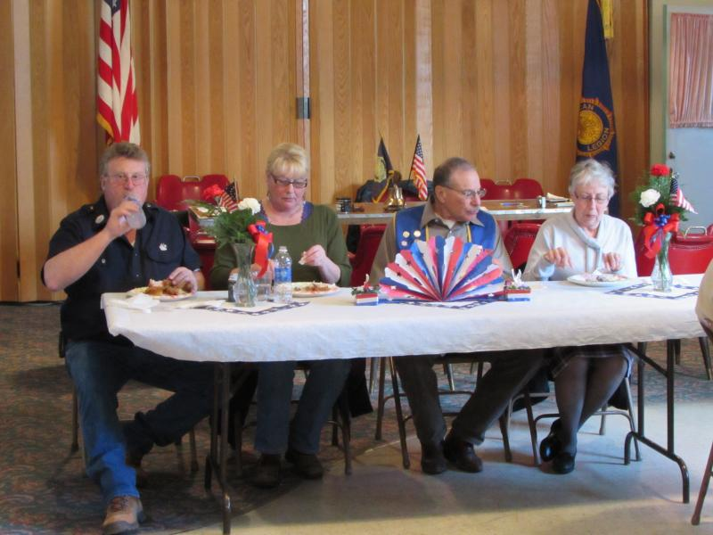 95th American Legion Birthday Dinner