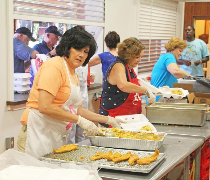 2016 october 14 fish fry to benefit homeless and for Fish fry in my area