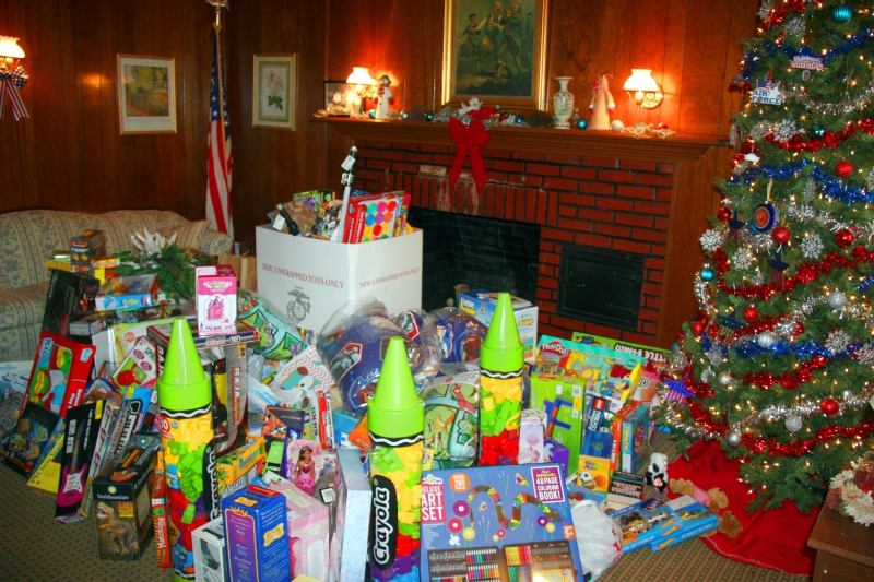 American Legion 2017 Toys For Tots : Toys for tots the american legion centennial celebration