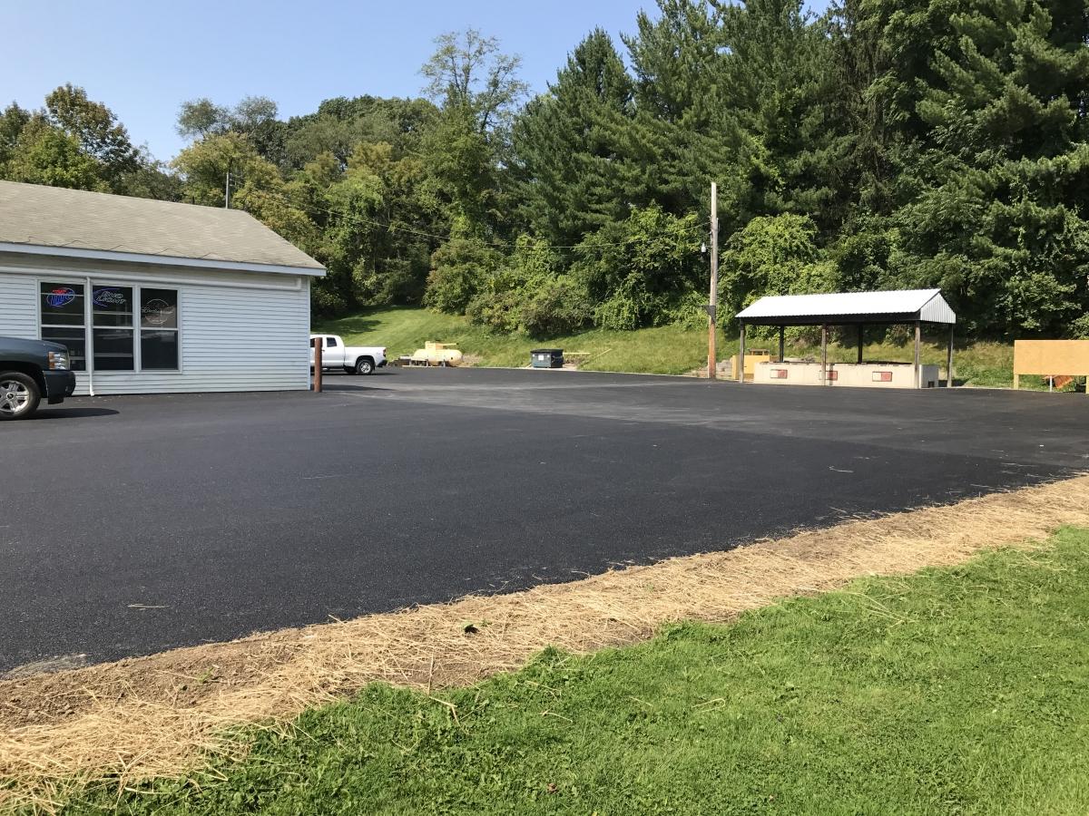 Parking Lot Paving - Summer 2017