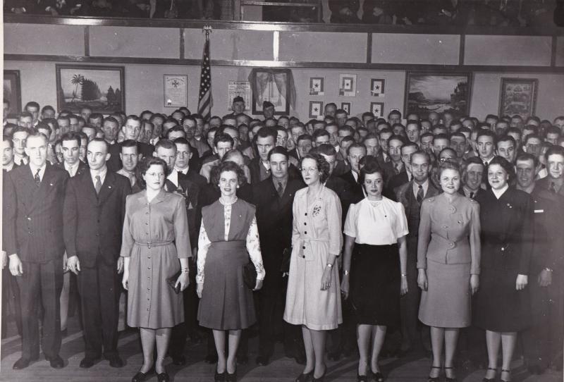 Initiation After WW II