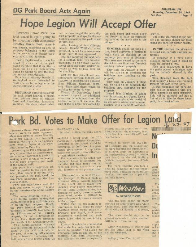 1968 News articles