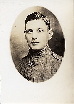 Pvt William J Hocking