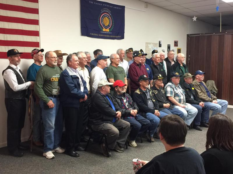 Vietnam Era Vets Take the Stage 2017