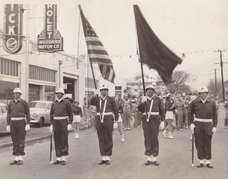 Hunt County Honor Guard