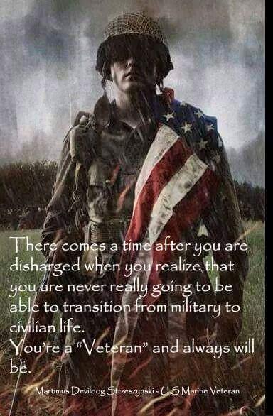 Once a Veteran
