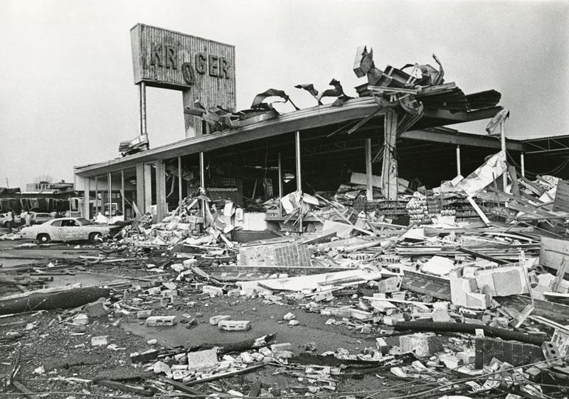 Xenia Tornado 1974 The American Legion Centennial