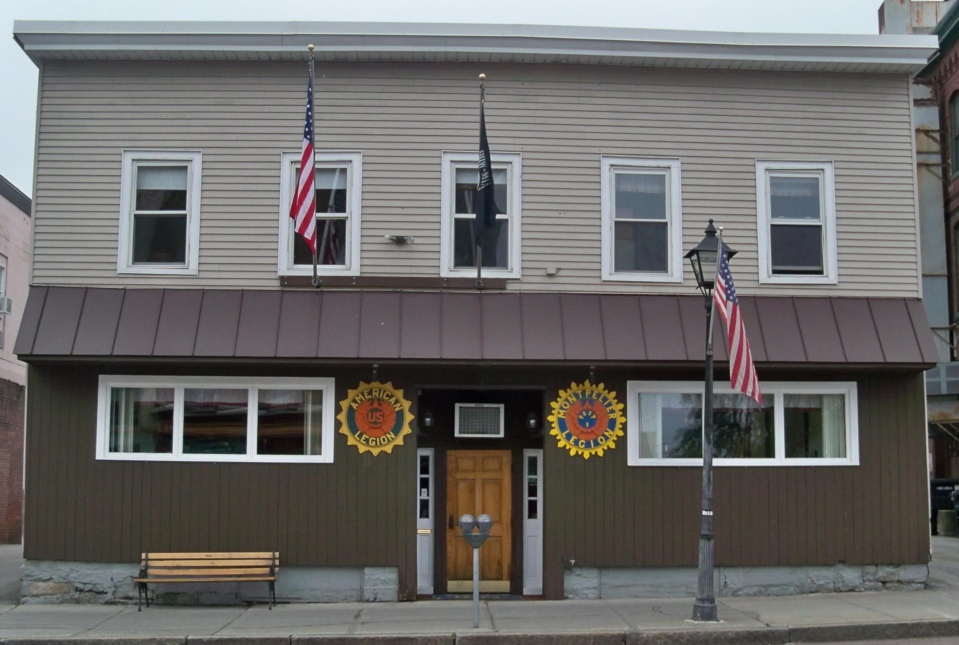 Post 3 Montpelier,VT, Vermont
