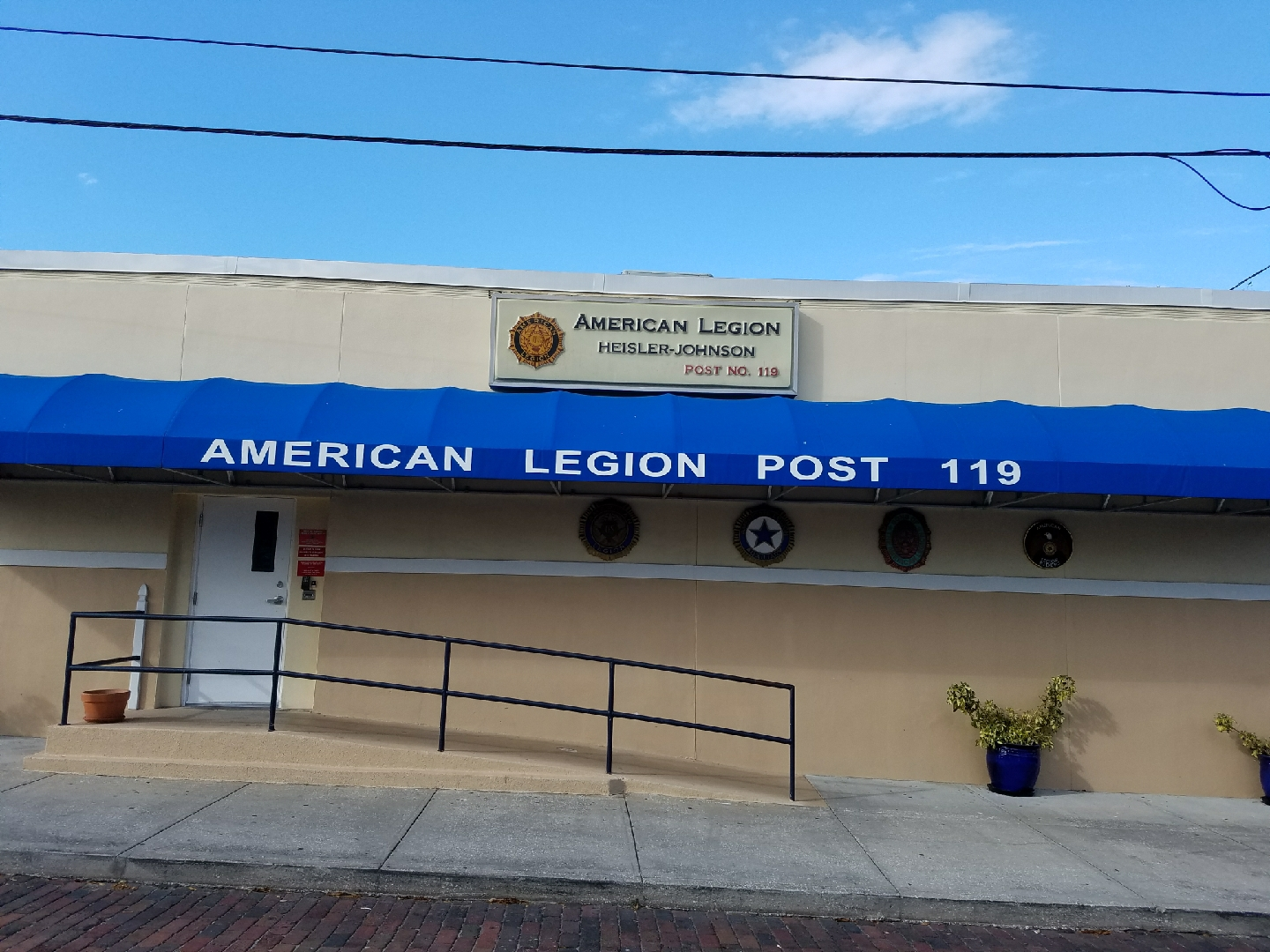 Post 119 largo, Florida