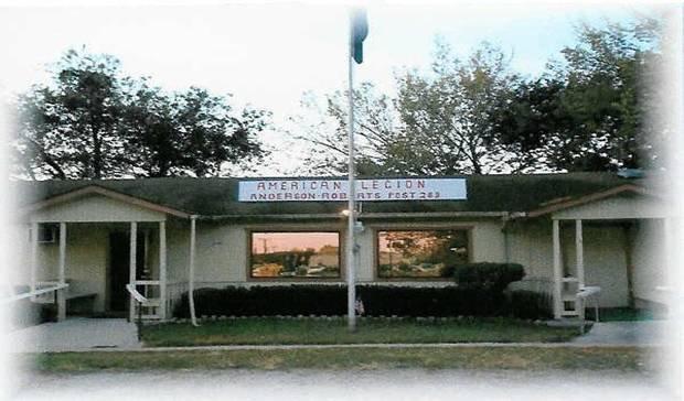 Post 283 Bonham, Texas