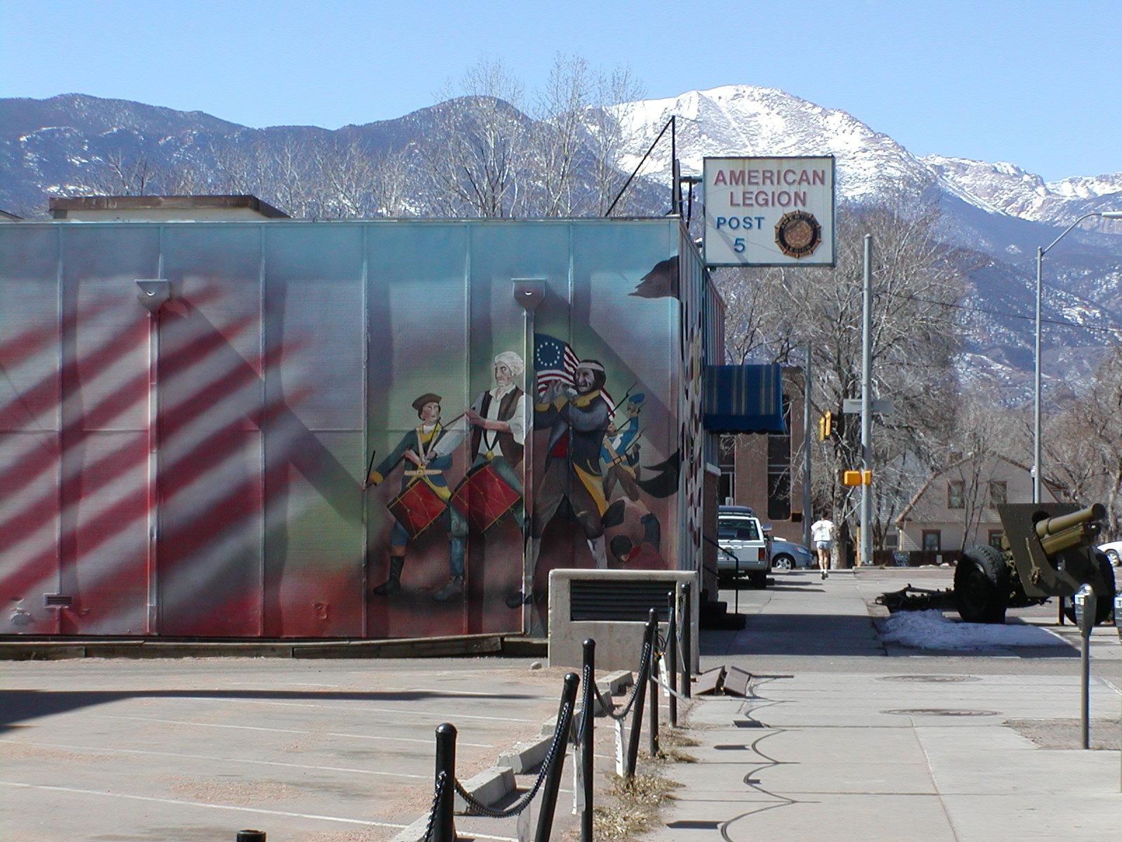 Post 5 Colorado Springs, Colorado