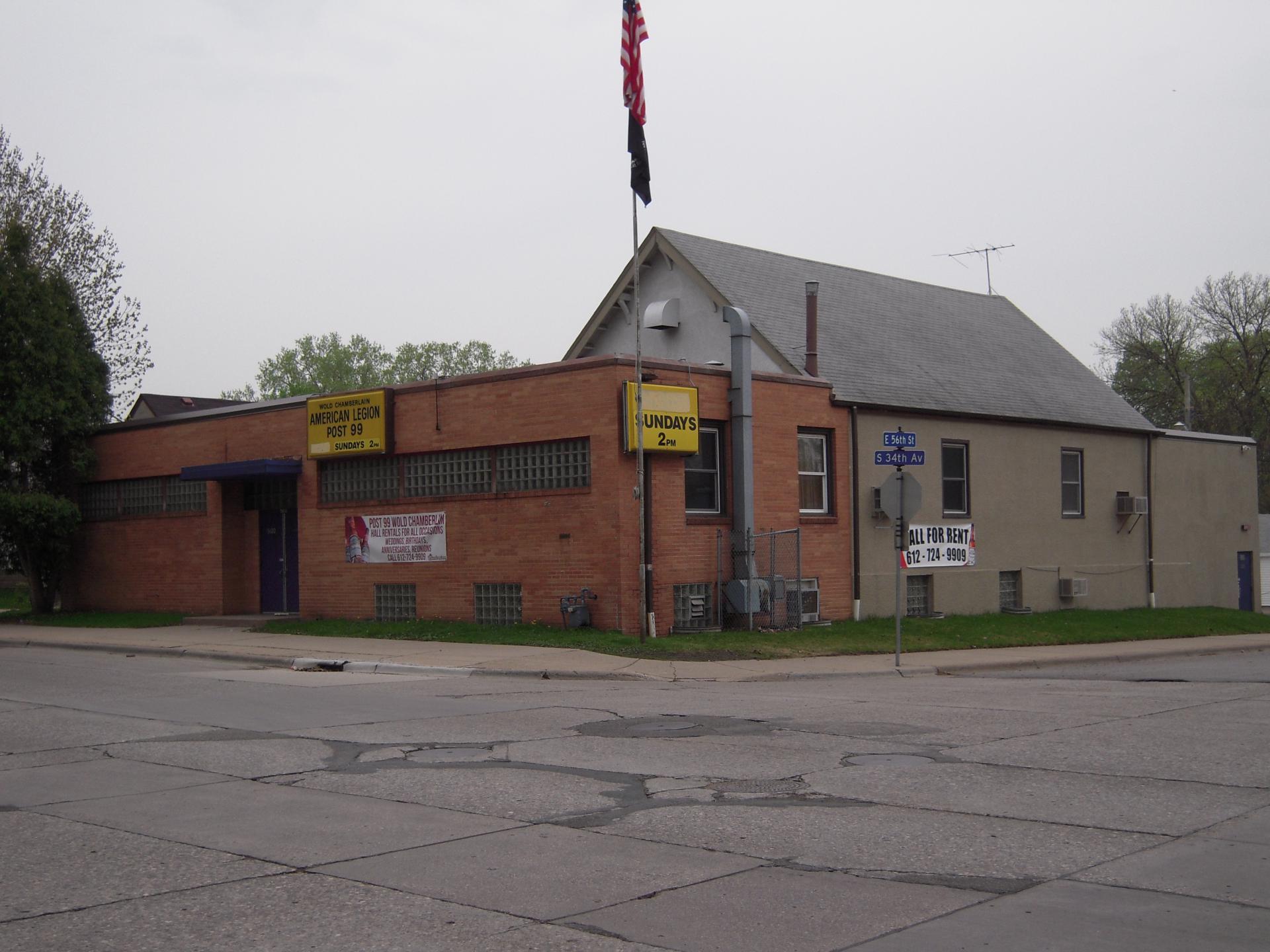 Post 99 Minneapolis, Minnesota